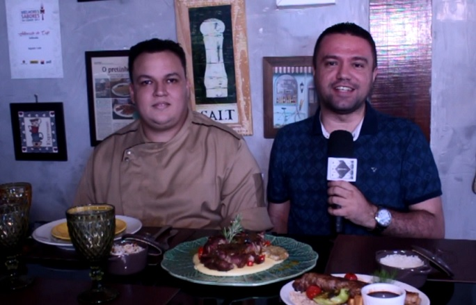 TV NordesteVIP: Programa Gastronomia VIP