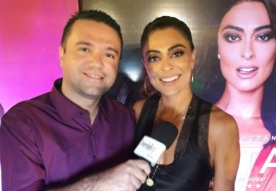 "TV NordesteVIP: Tour Juliana Paes""Fragrances""em Fortaleza"