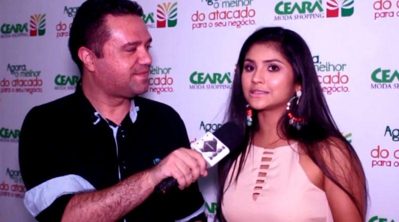 TV NordesteVIP: Presença VIP Mileide Mihaile no Ceará Moda Shopping