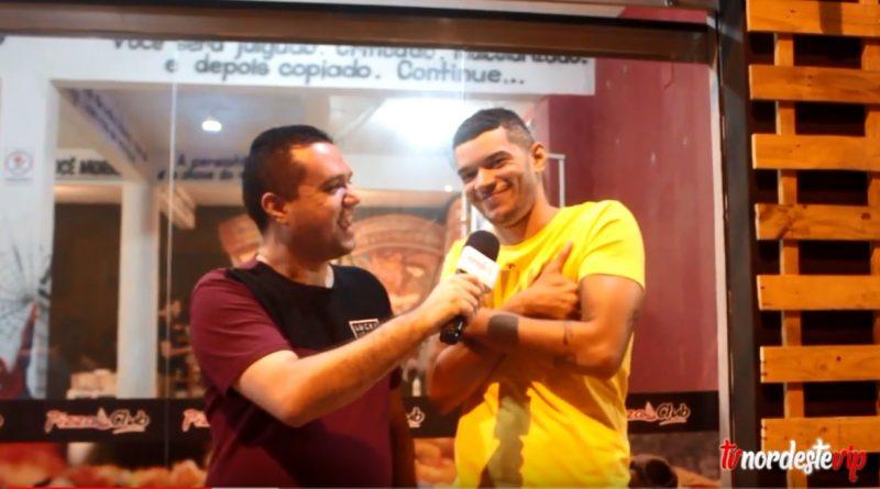 TV NordesteVIP: Inauguração Pizza Club Itapajé