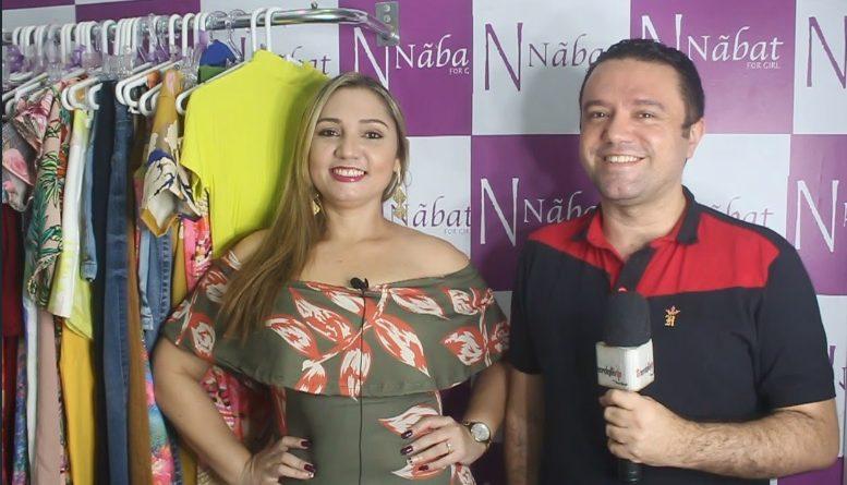 TV NordesteVIP: Confira a coleção da loja Nãbat For Girl