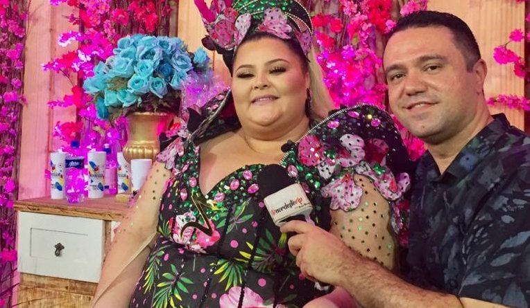 TV NordesteVIP: Live Alessandra Nagy em Casa 4