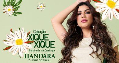Handara lança coleção inspirada na Caatinga