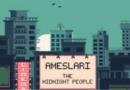 """AMESLARI lança single """"The Midnight People"""""""