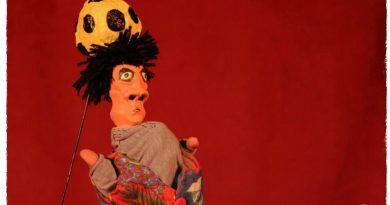 Projeto PALAVRAS apresenta  teatro de bonecos neste sábado (15)