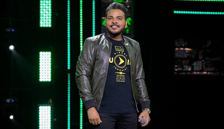 """Anderson Rodrigues dono do hit """"Carinha de BBzinha"""" grava EP audiovisual em Fortaleza/CE"""