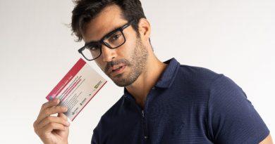 Dia dos pais com dupla proteção:: Ferrovia Eyewear oferece desconto de 30% para quem estiver vacinado contra a Covid-19