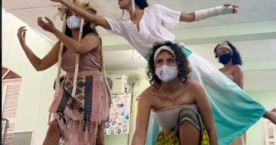 Projeto Irradiadores de Cultura promove ações culturais nos caps de Fortaleza