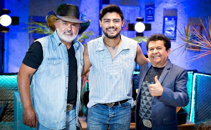 Guilherme di Melo e Rionegro & Solimões apostam em pisadinha para novo hit