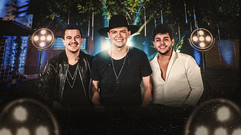 Elizeu Moraes e Hugo & Guilherme juntos em novo single